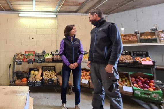 Présentation de la ferme Reymann en vidéo. 68 Raedersheim entre Mulhouse et Colmar - Haut-Rhin, Alsace
